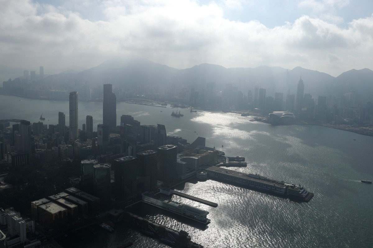 What is Hong Kong's role in a new economic world order as supply