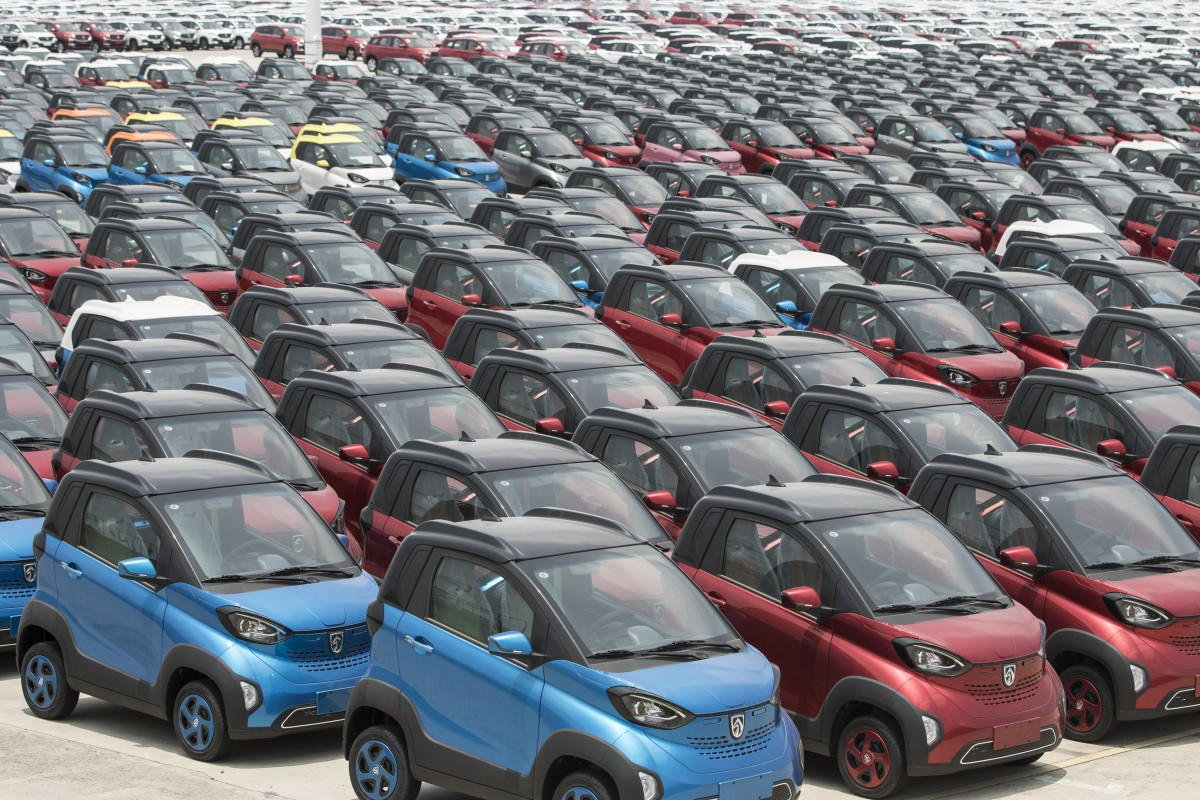 Beijing Pushing Its Electric Vehicle Market Is Making It