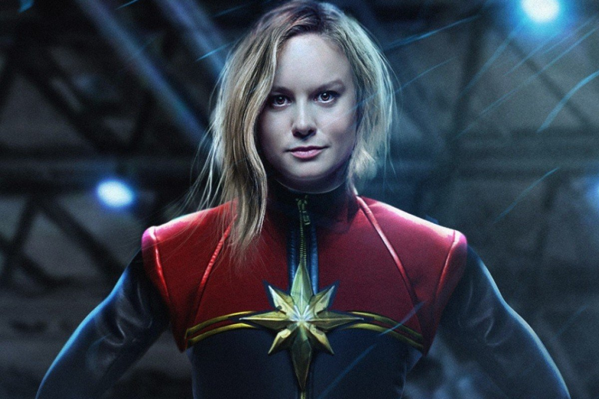 How to get 'Captain Marvel' actress Brie Larson's body ...