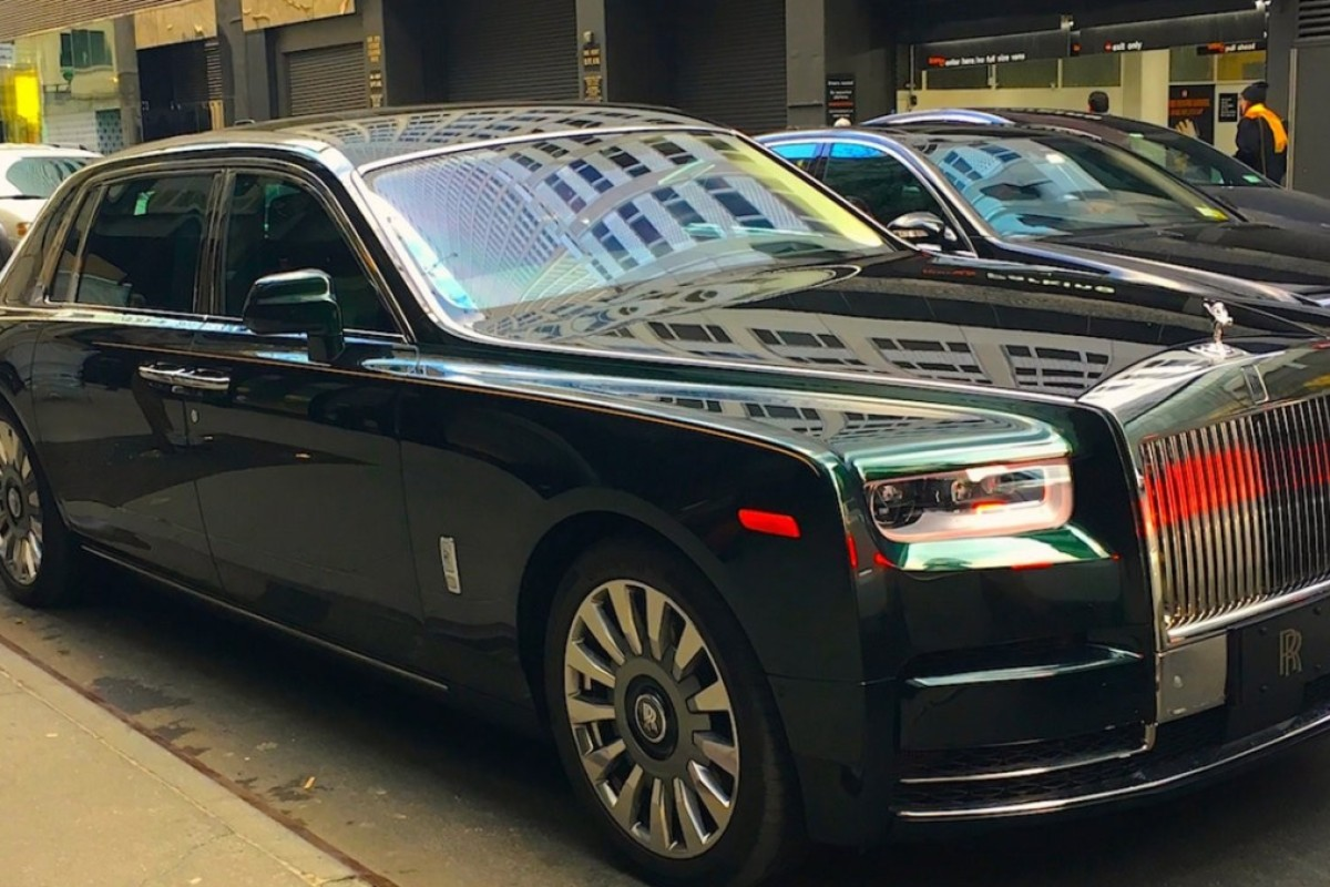 3c977019 Our new Rolls-Royce Phantom EWB test car. Photos: Benjamin Zhang/Business