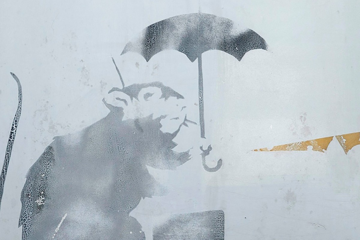 Parasol Aluminium Luxe 3 X 4 M Residence.Was This Drawing Of A Rat Done By Banksy Japan Wants To Find Out