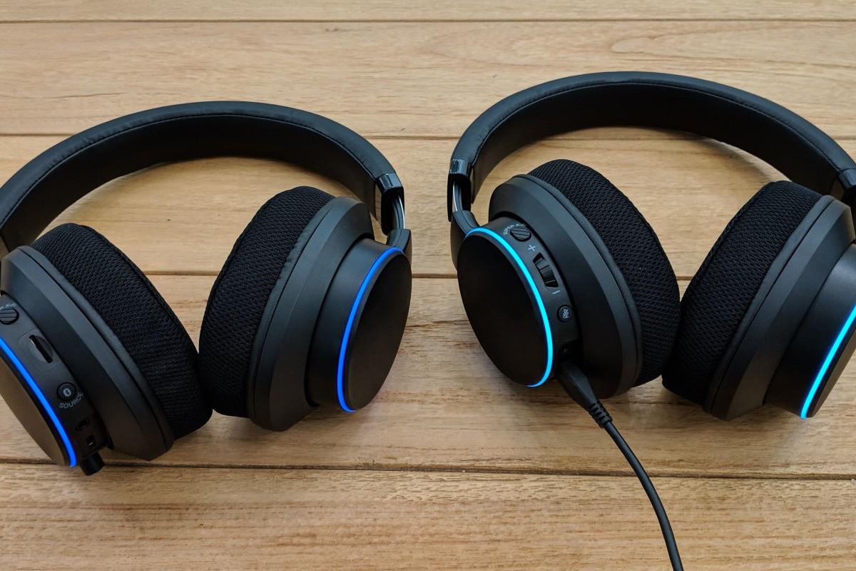 Creative SXFI Air and Air C headphones review: entertainment