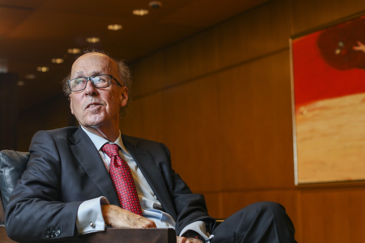 Yale economist Stephen Roach calls for China and US to establish