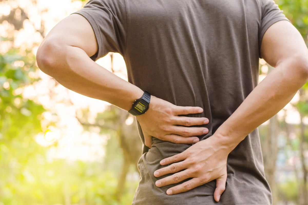 To cure his back pain Irish man injects himself with own