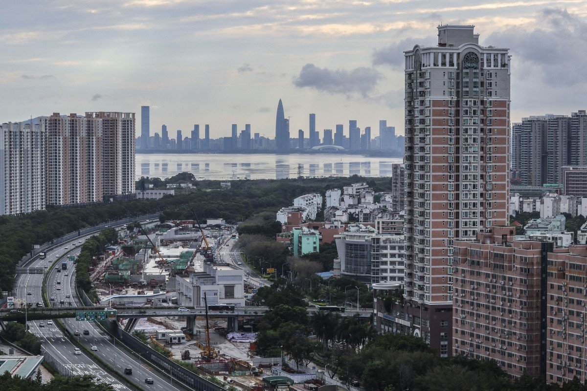 Target Benefit Hub >> China S Tech Hub Shenzhen Misses Growth Target But Leapfrogs