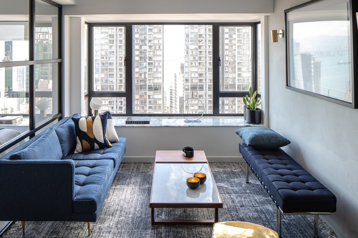 A Hong Kong flat gets an extreme makeover: 'if a home has