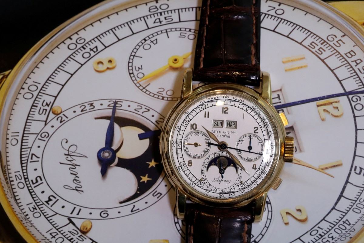 Is Swiss watchmaker Patek Philippe really up for sale?