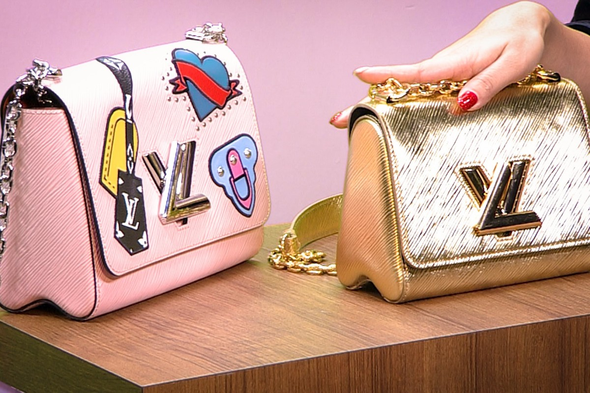 6f52152437 Louis Vuitton's new handbags are functional and aesthetically flamboyant.