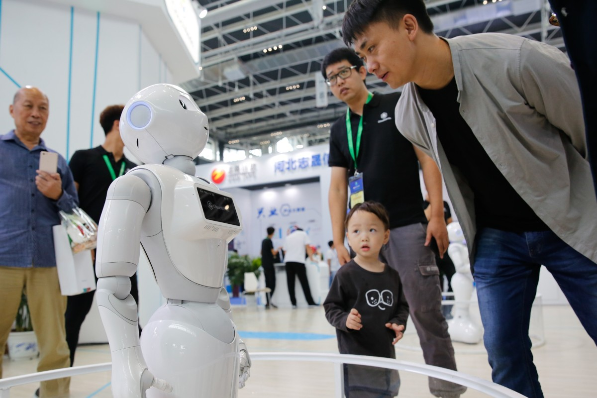 Image result for china dominates robot industry