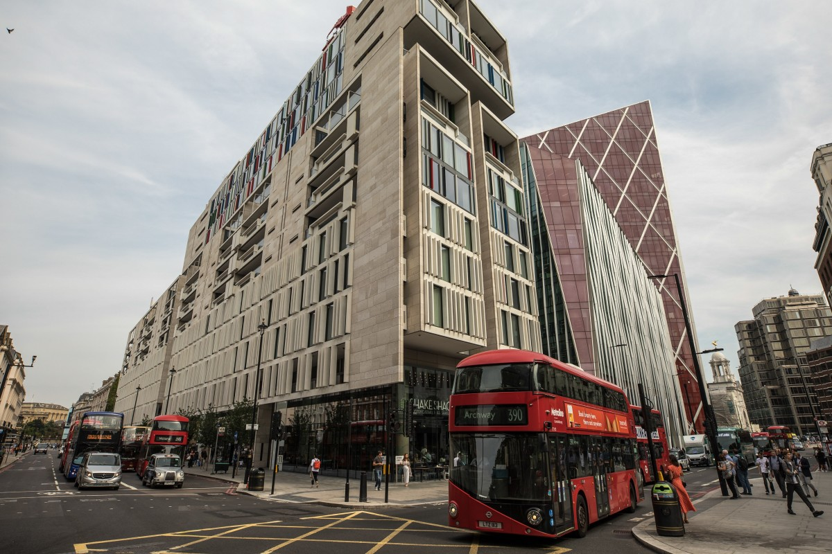 Hong Kong buyers expect further declines in London home prices