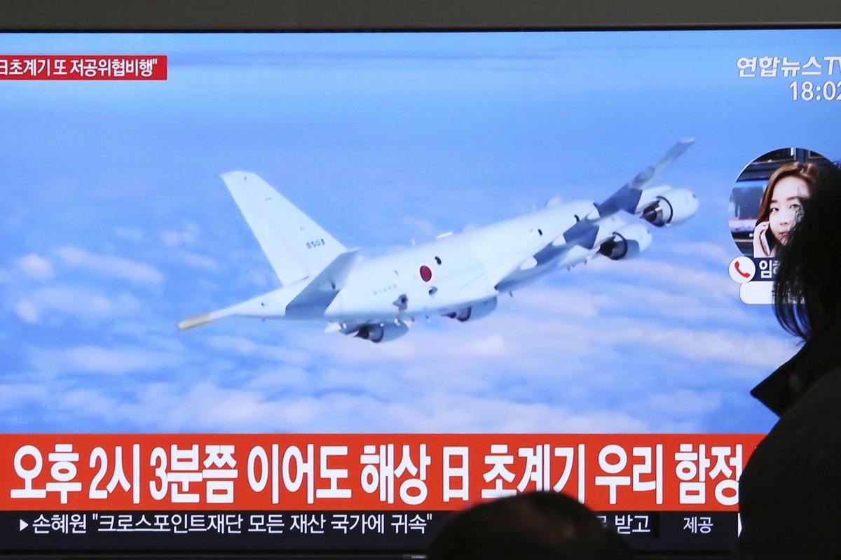South Korea warns of retaliation against Japan's