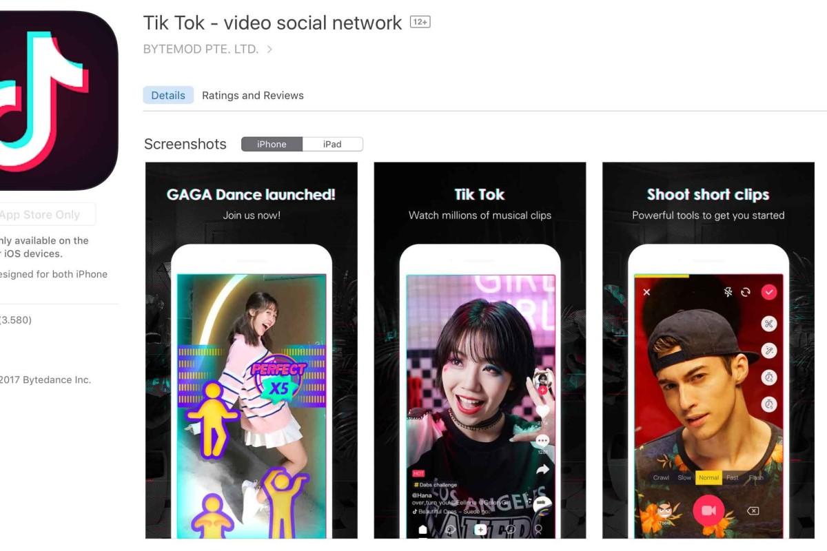 ByteDance, the company behind TikTok video app, looks beyond