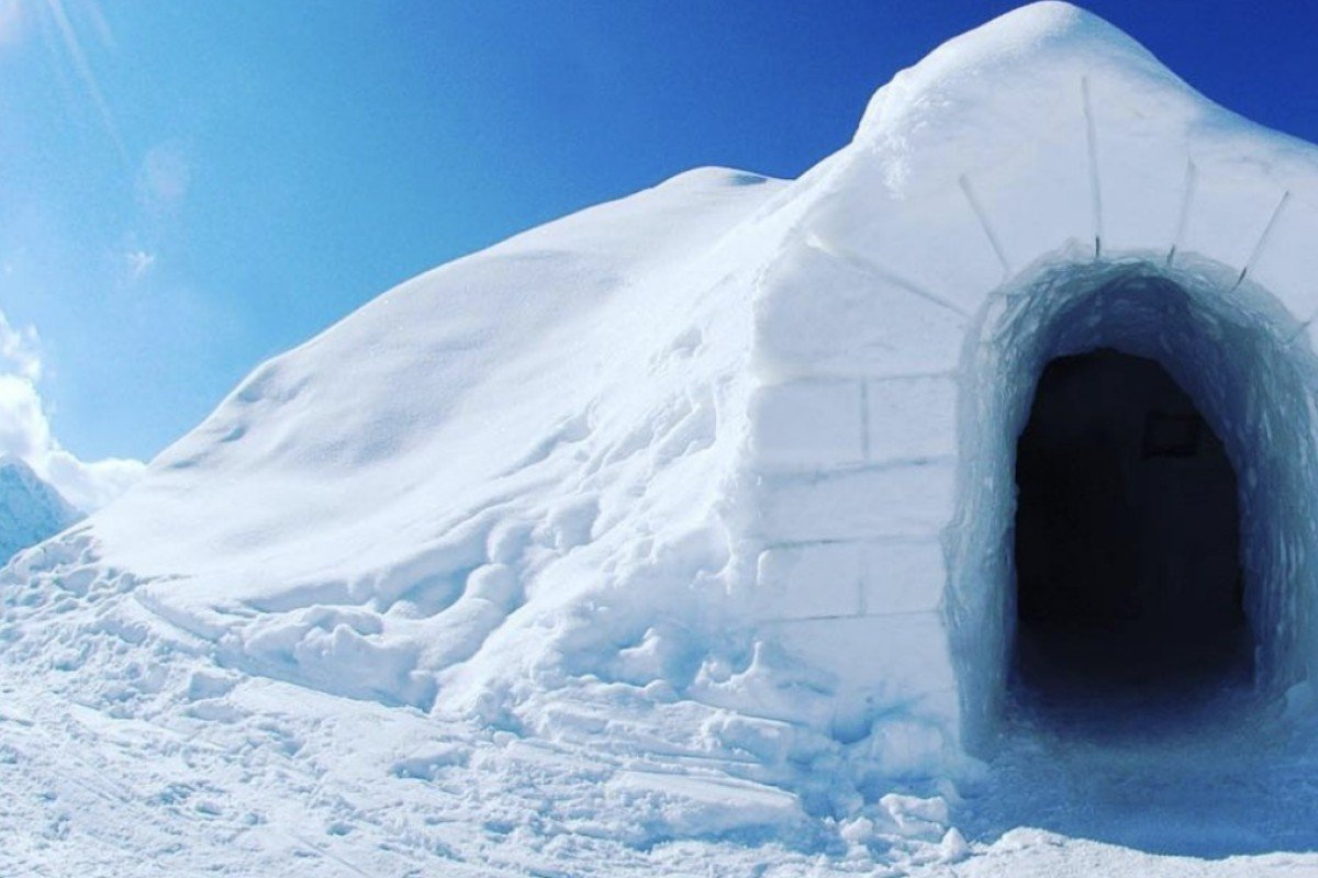 Igloo Hotels Hot Winter Trend Offers Skiers No Frills