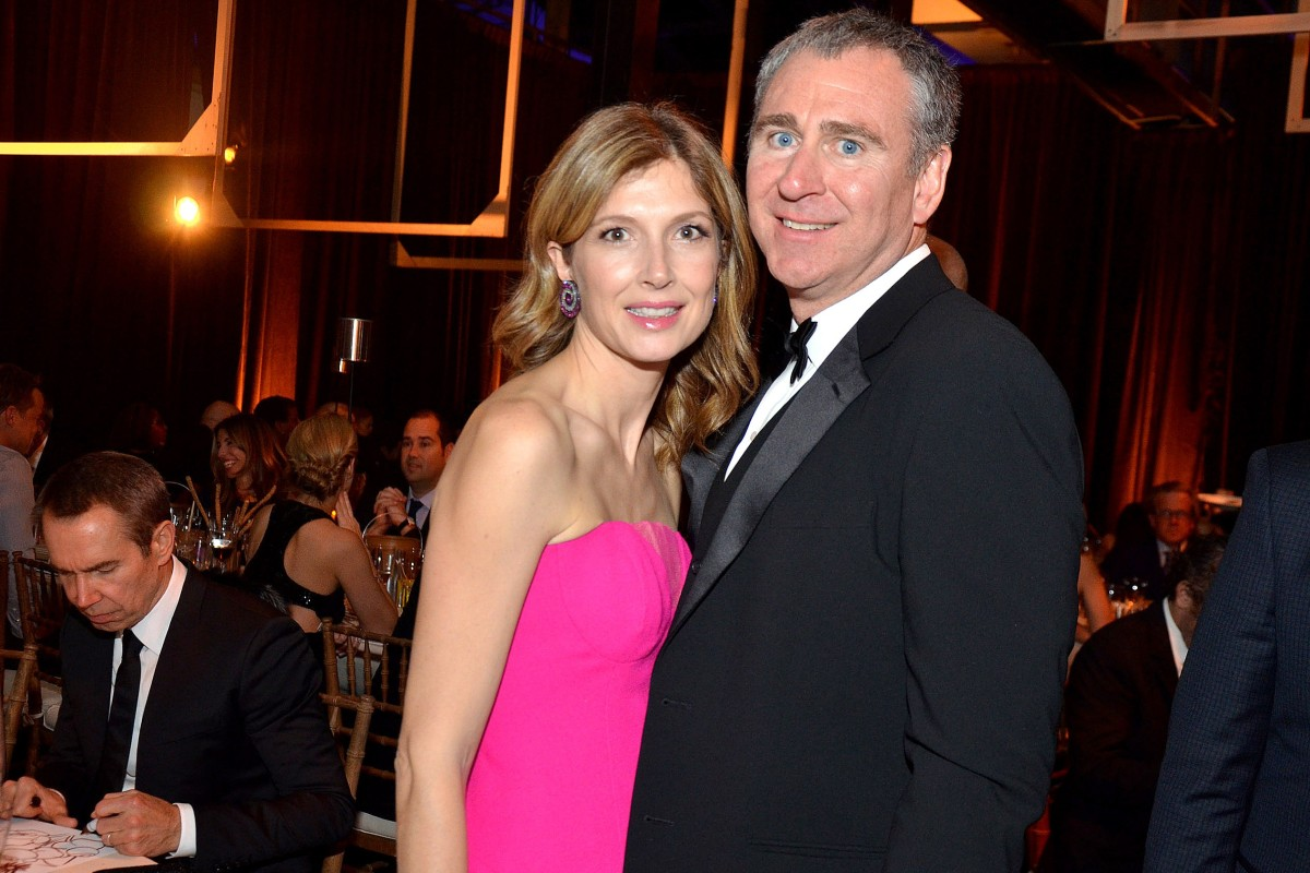 Billionaire Ken Griffin sets US record for most expensive property