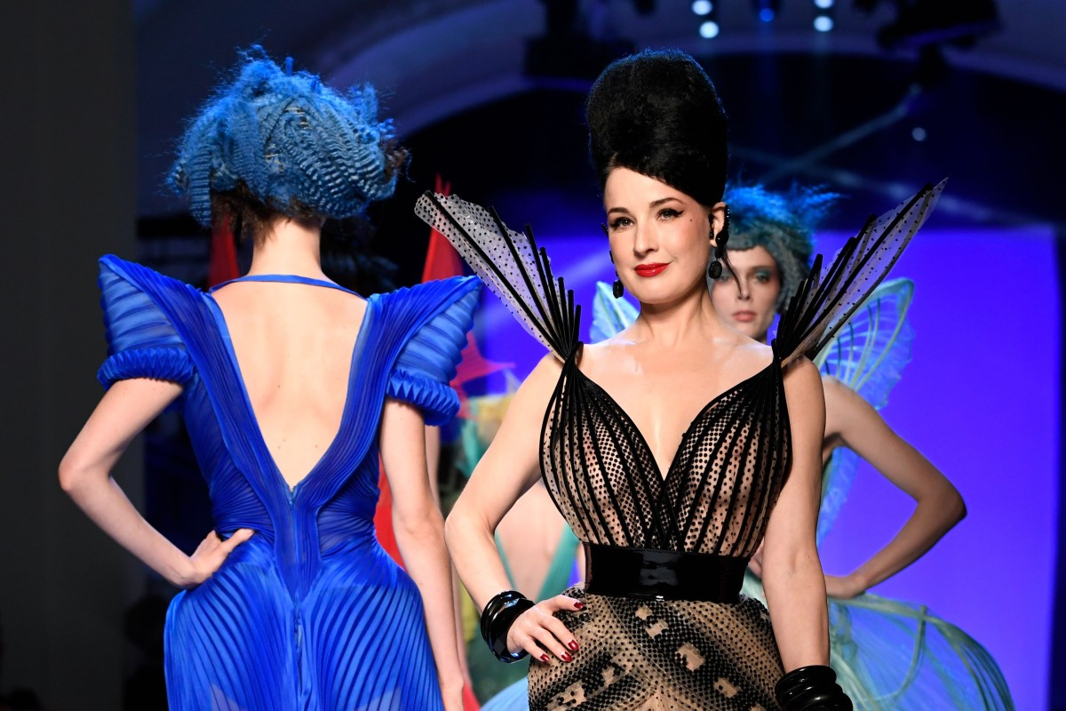 Paris Haute Couture 2019: Jean-Paul Gaultier serves up theatrical
