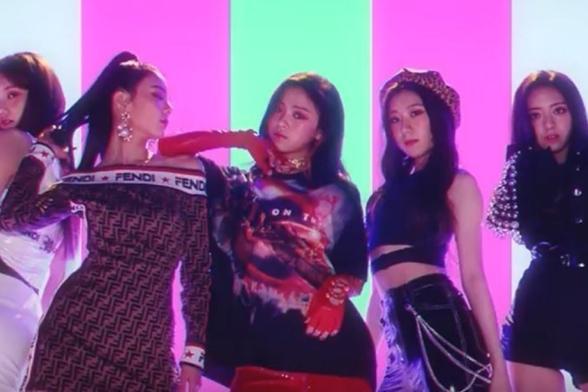 Move over TWICE, here comes new K-pop girl band ITZY | South China