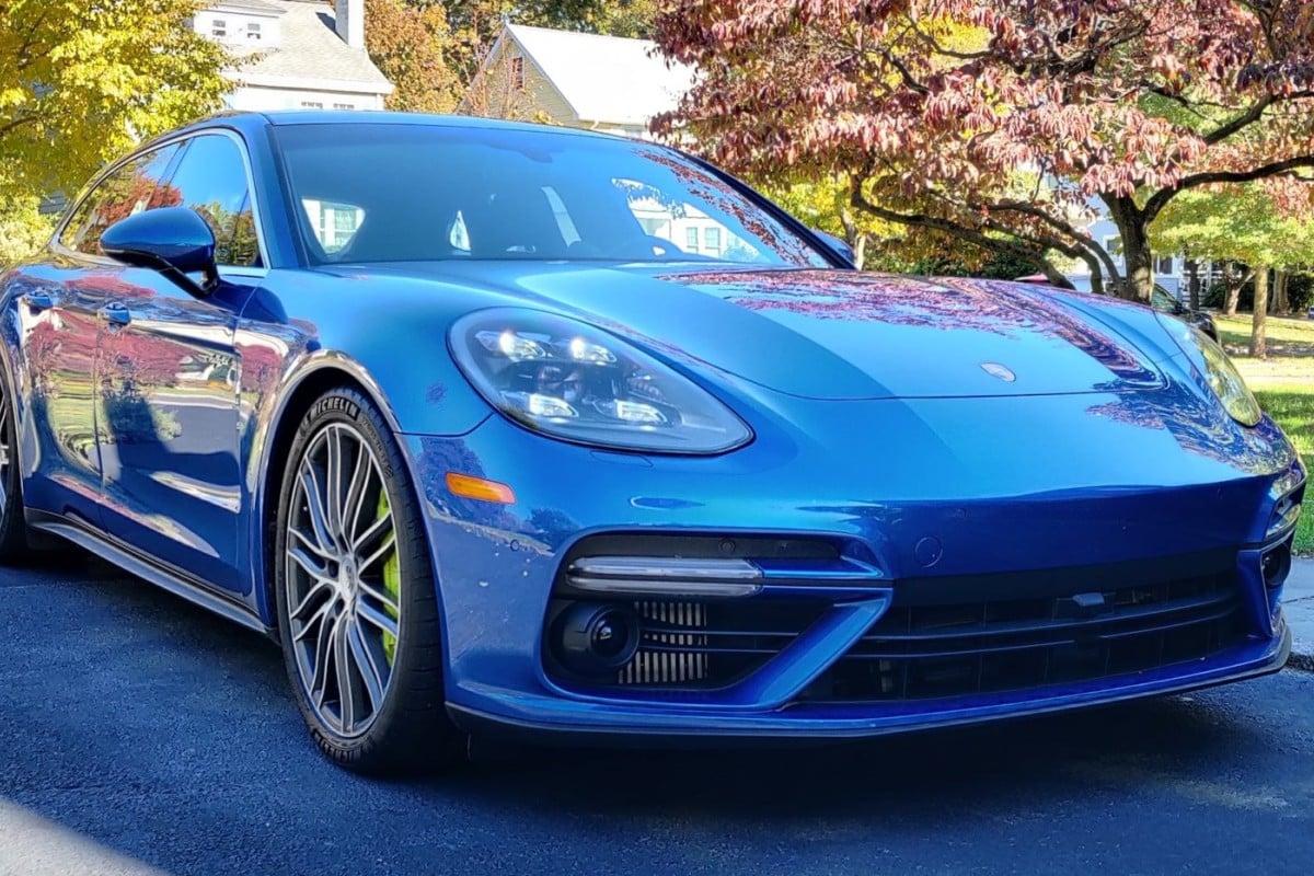 Will Porsches Us210000 Panamera Hybrid Supercar Estate