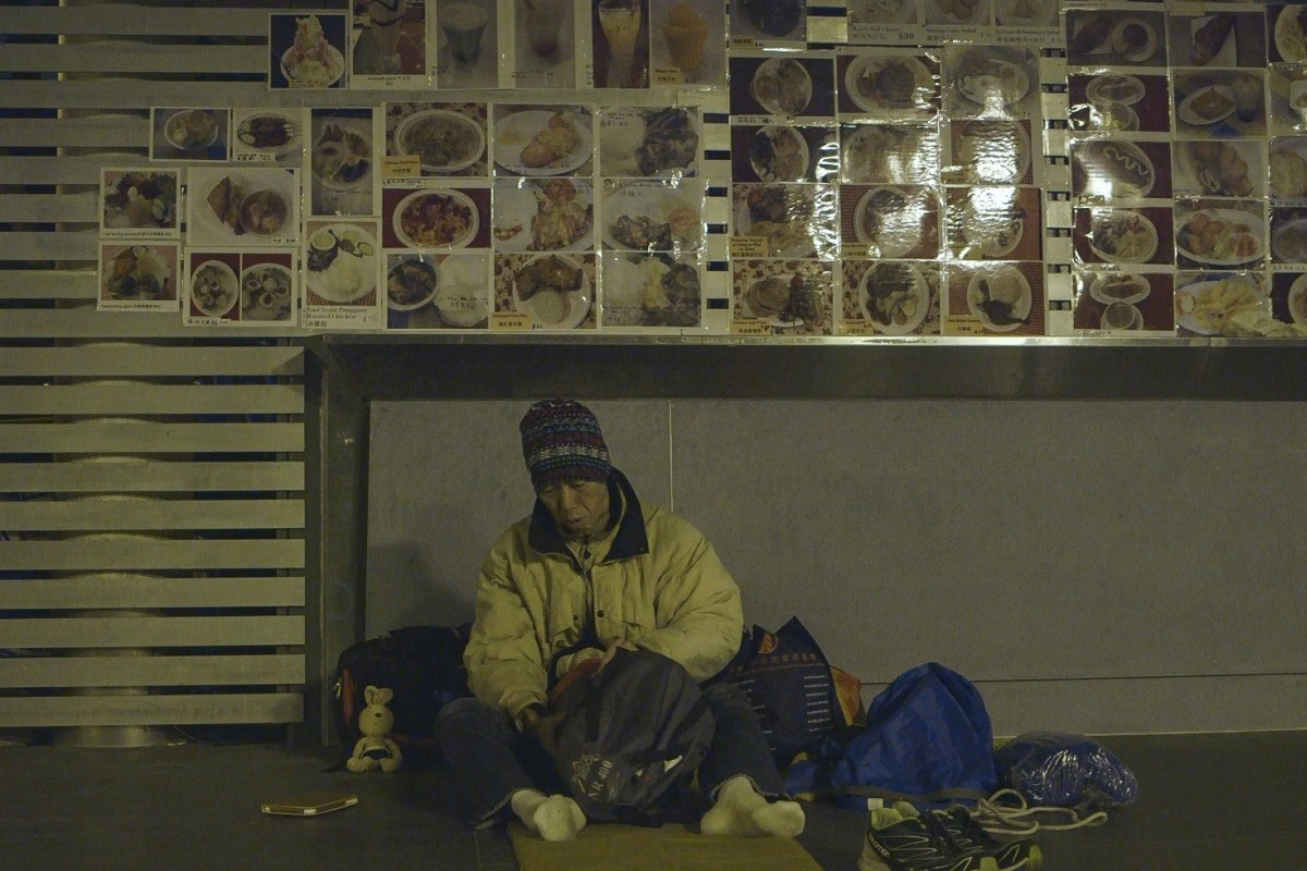 Homeless by choice: Hongkonger tells why he gave up middle-class