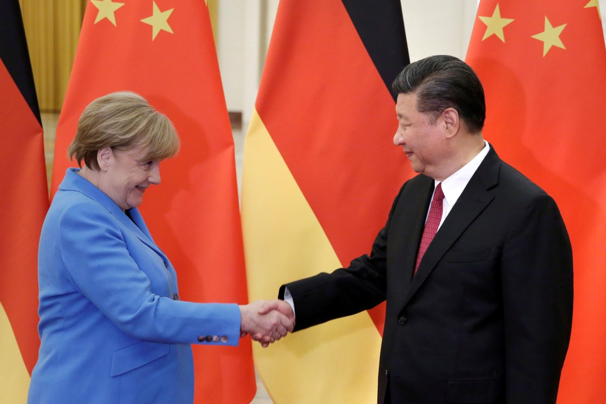 Warning to China: reforms are taking too long and Germany may be about to get tough
