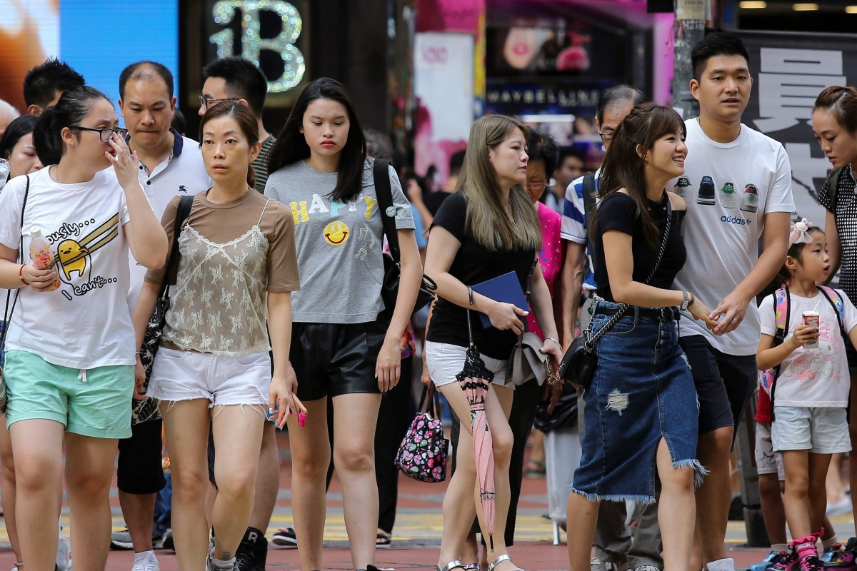 Most Hong Kong youths have no interest in working or