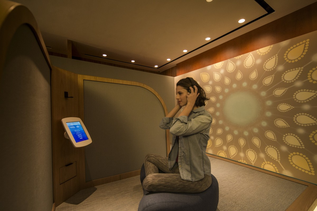 Check in, check out: Cathay Pacific launches The Sanctuary by Pure