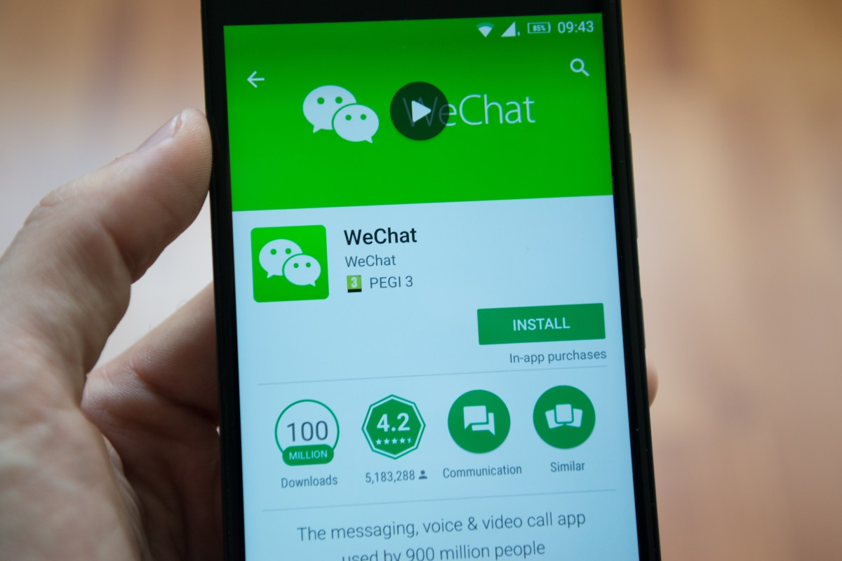Can WeChat defend its social media predominance by blocking