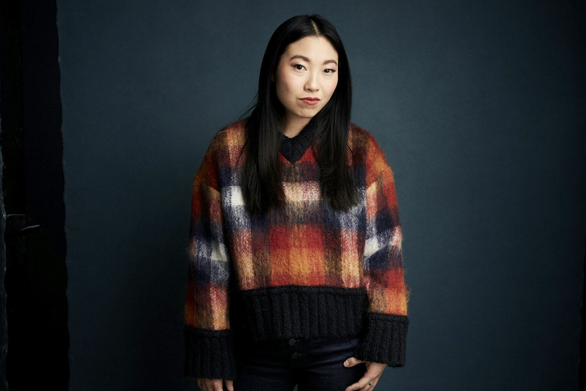 Crazy Rich Asians star Awkwafina on life, laughs and Lucy Liu at