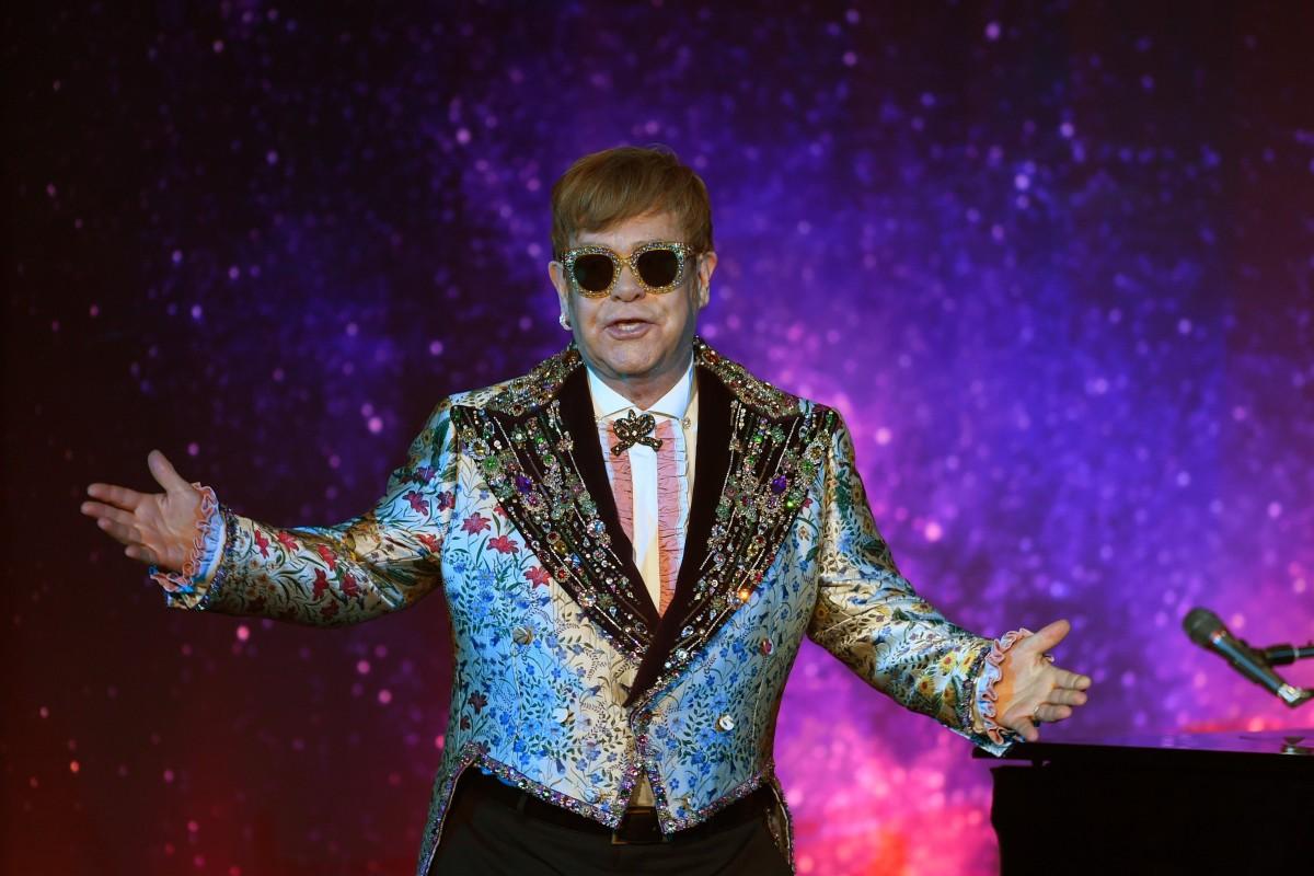 Elton John's farewel...
