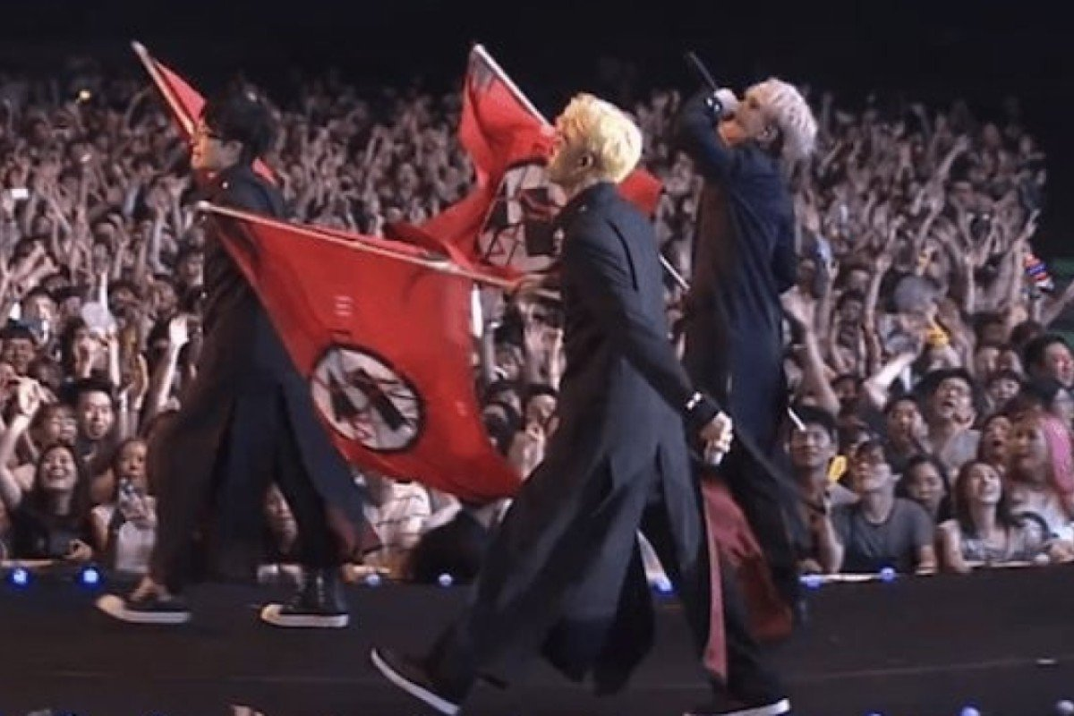 From BTS to Keyakizaka46, Asian pop stars slammed for Nazi