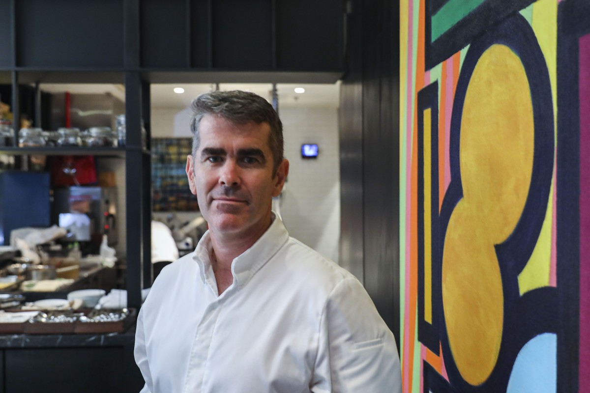Shane Osborn's Netflix star turn means his Arcane restaurant