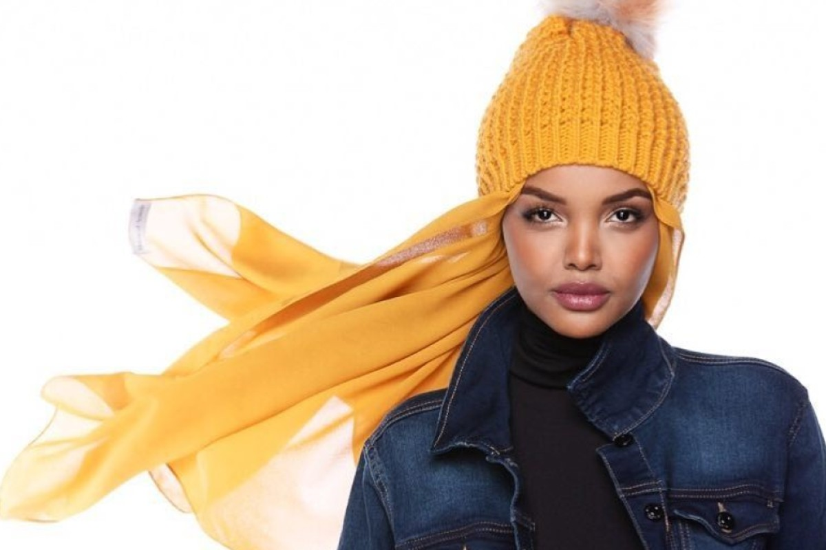 e11218f80841 From refugee to runway role model, Muslim Halima Aden has strong appeal for  Generation M