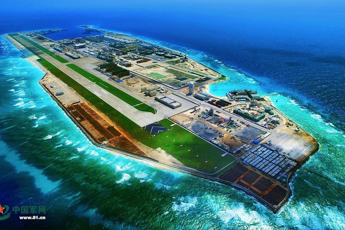 e5e1cafcc0b China builds rescue centre on artificial Spratly island in South ...