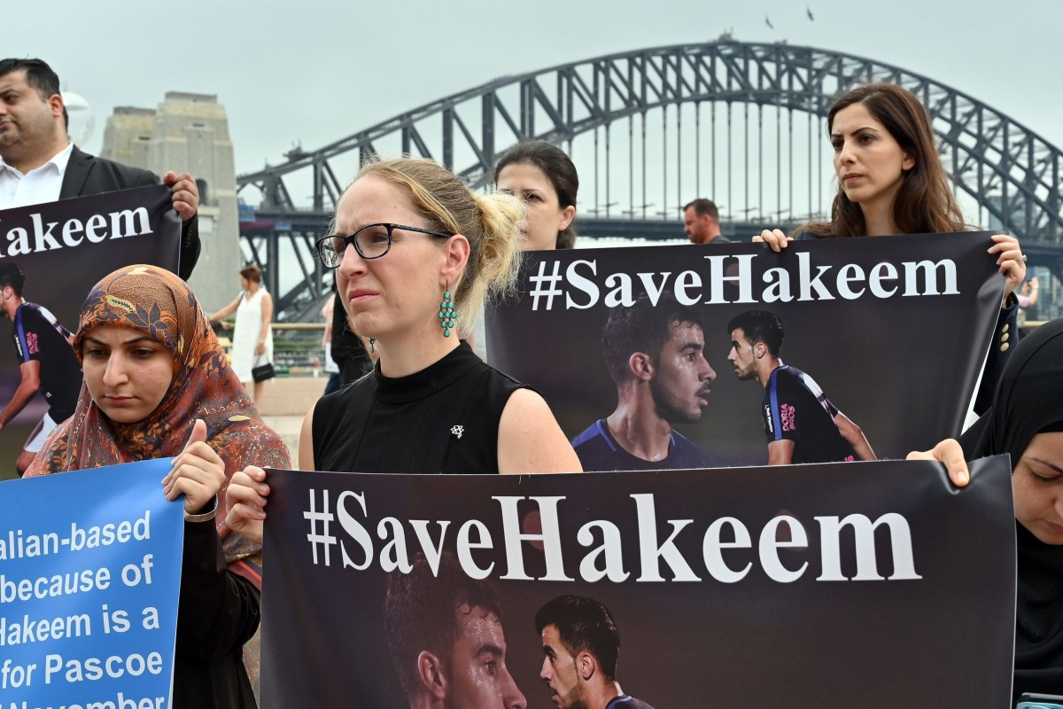 Global protests to #SaveHakeem set for Asian Cup final day