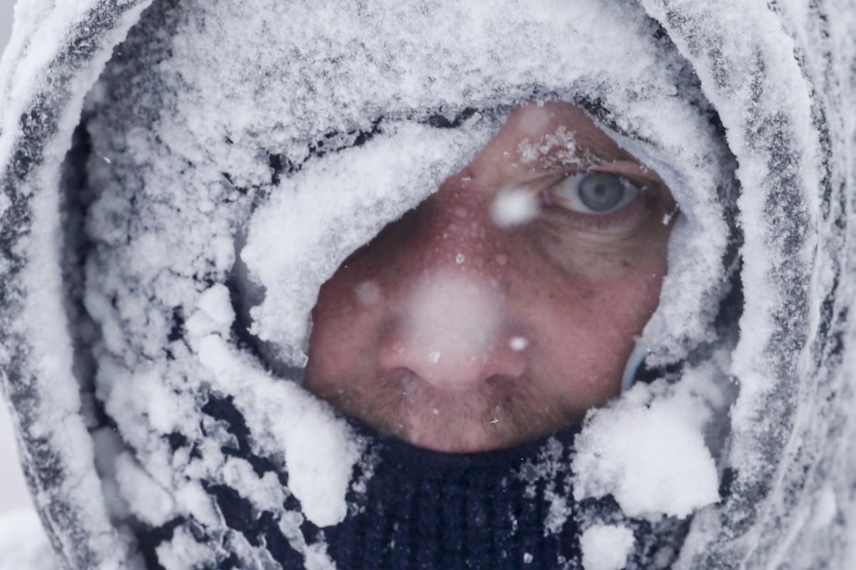 Polar vortex: temperatures to plunge to -40 degrees Celsius as