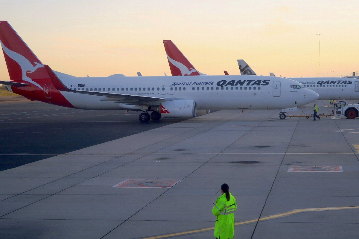 The sky's the limit for Qantas customers who want exercise
