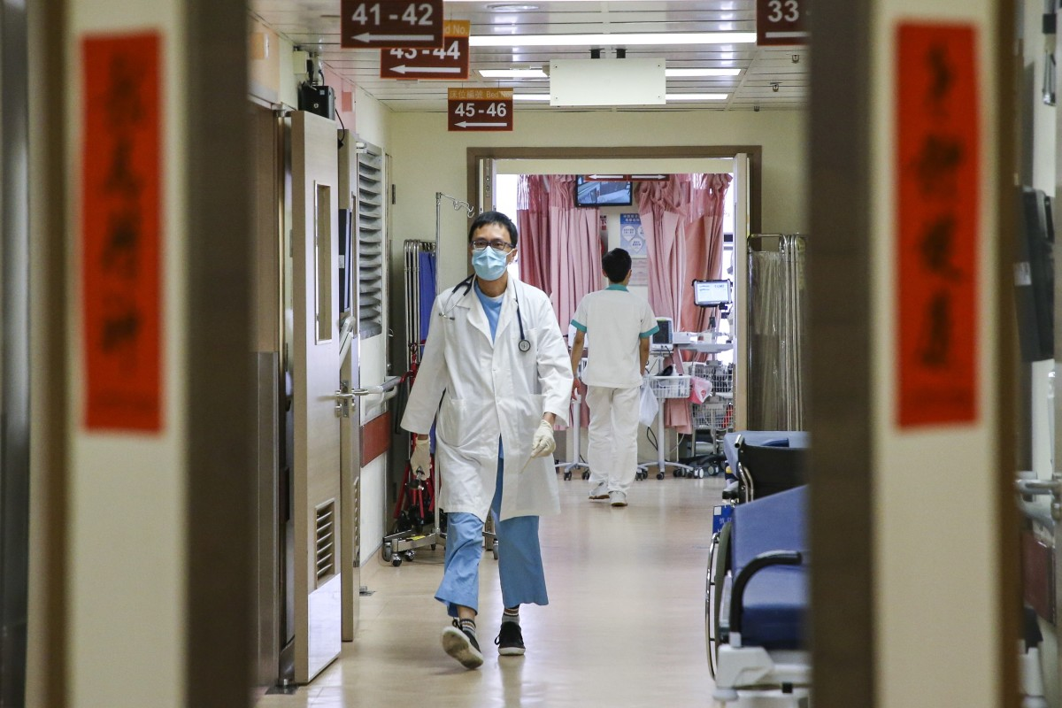 Answer to overcrowding in Hong Kong's public hospitals may lie in