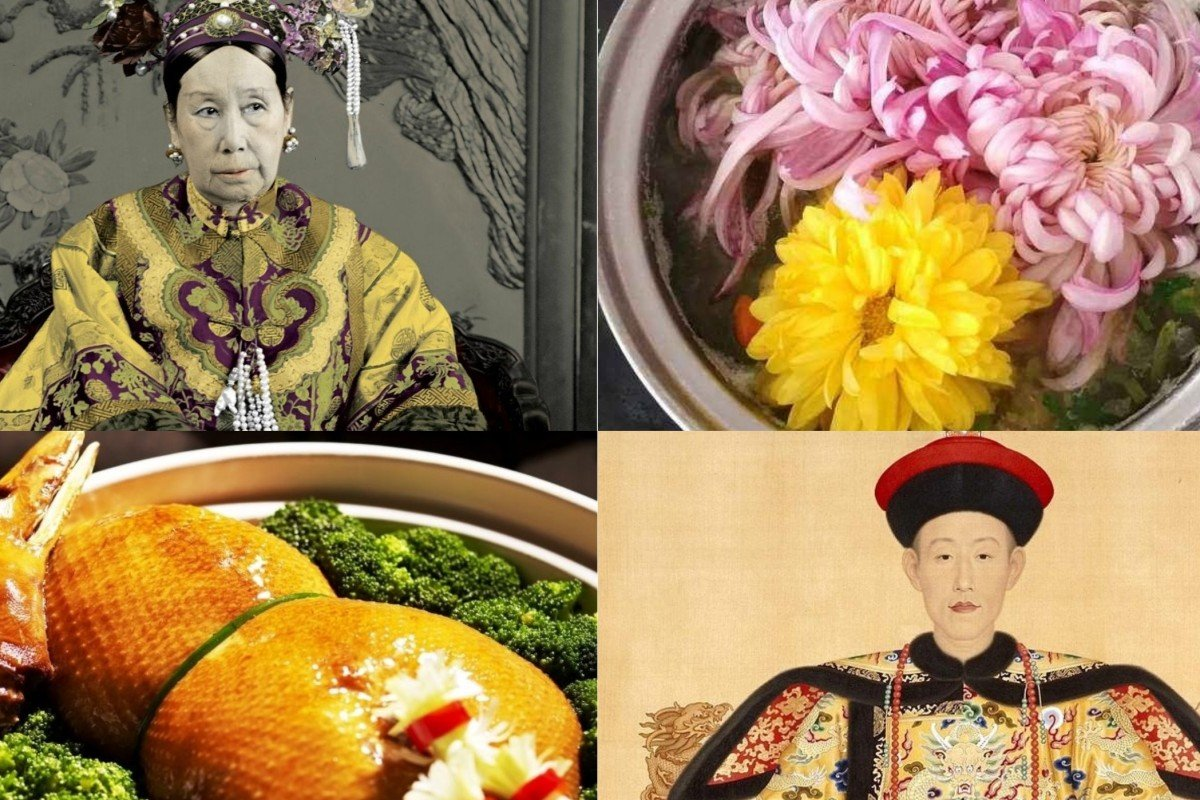 Why Did The Empress Dowager Cixi Add Chrysanthemum Petals To