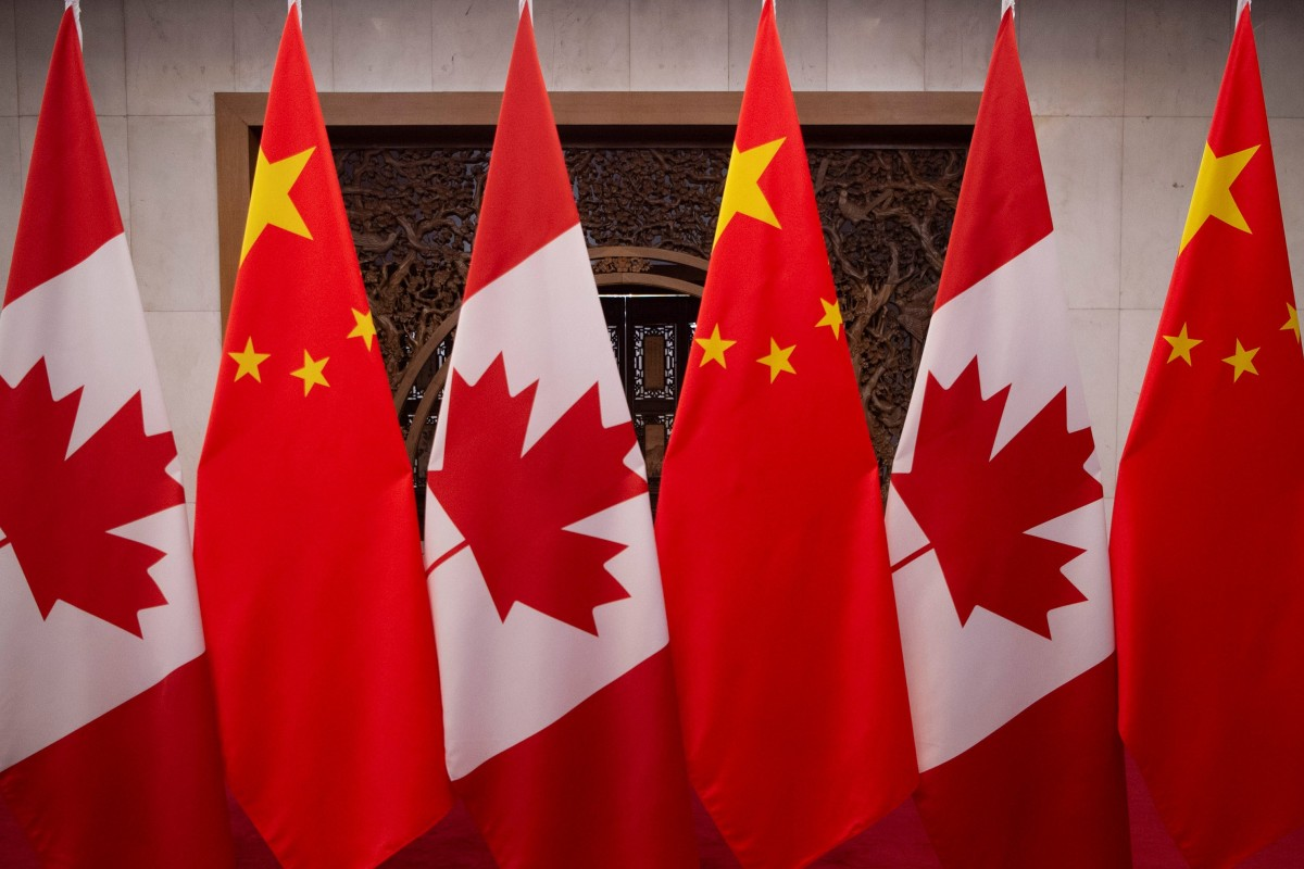 China offers Lunar New Year olive branch to Canada, saying