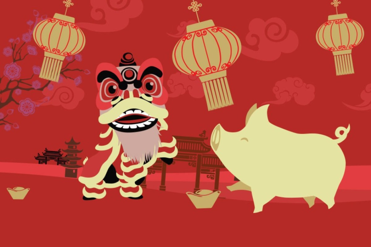 Why is 2019 the Year of the Pig? How the Chinese zodiac's 12 animals