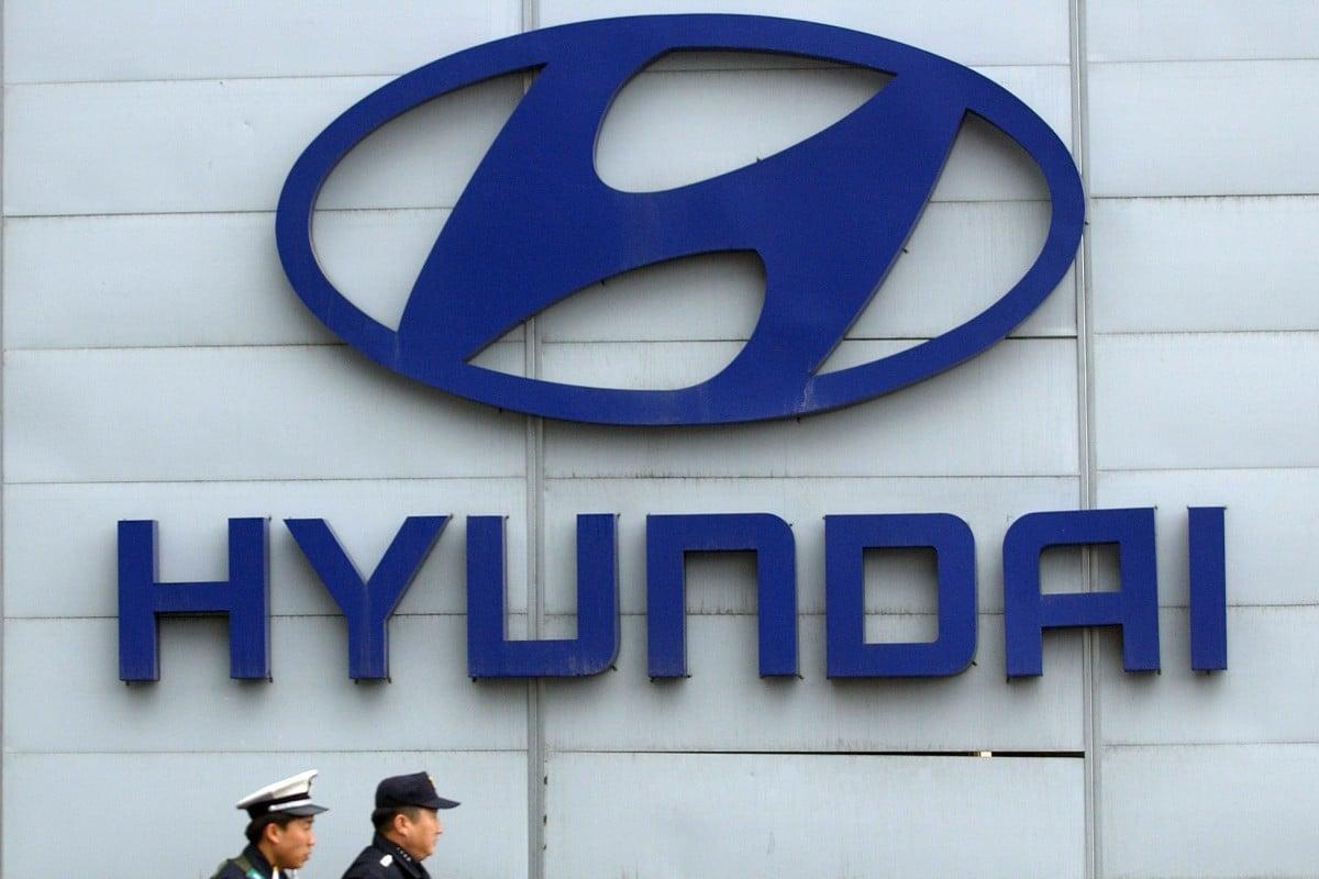 South Korea Hyundai Motor Pin Hopes On Hydrogen Cars As New Energy