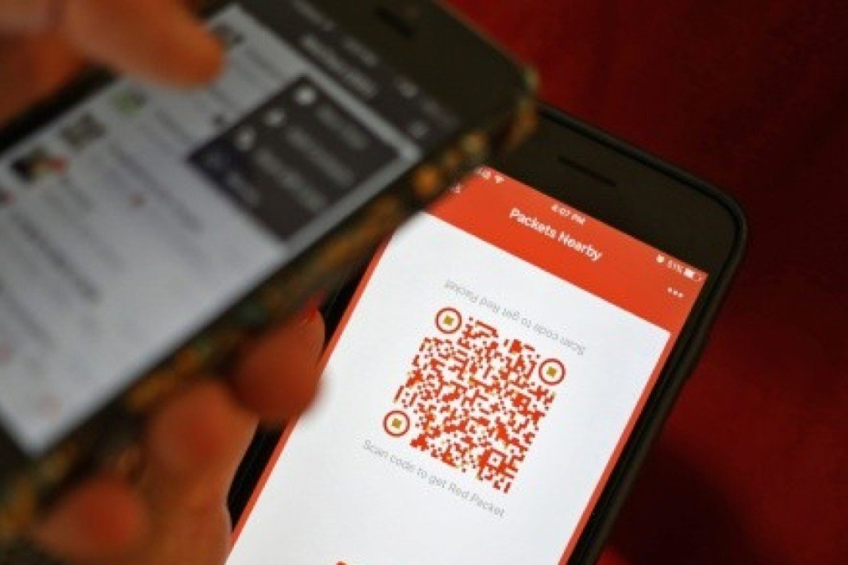 The Chinese tradition of giving red packets gets a digital