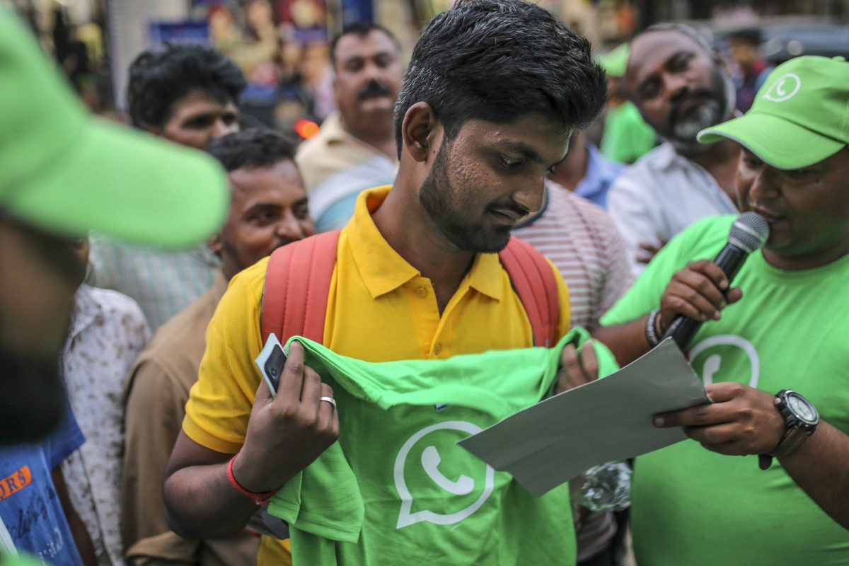 How WhatsApp is trying to solve its fake news problem in India