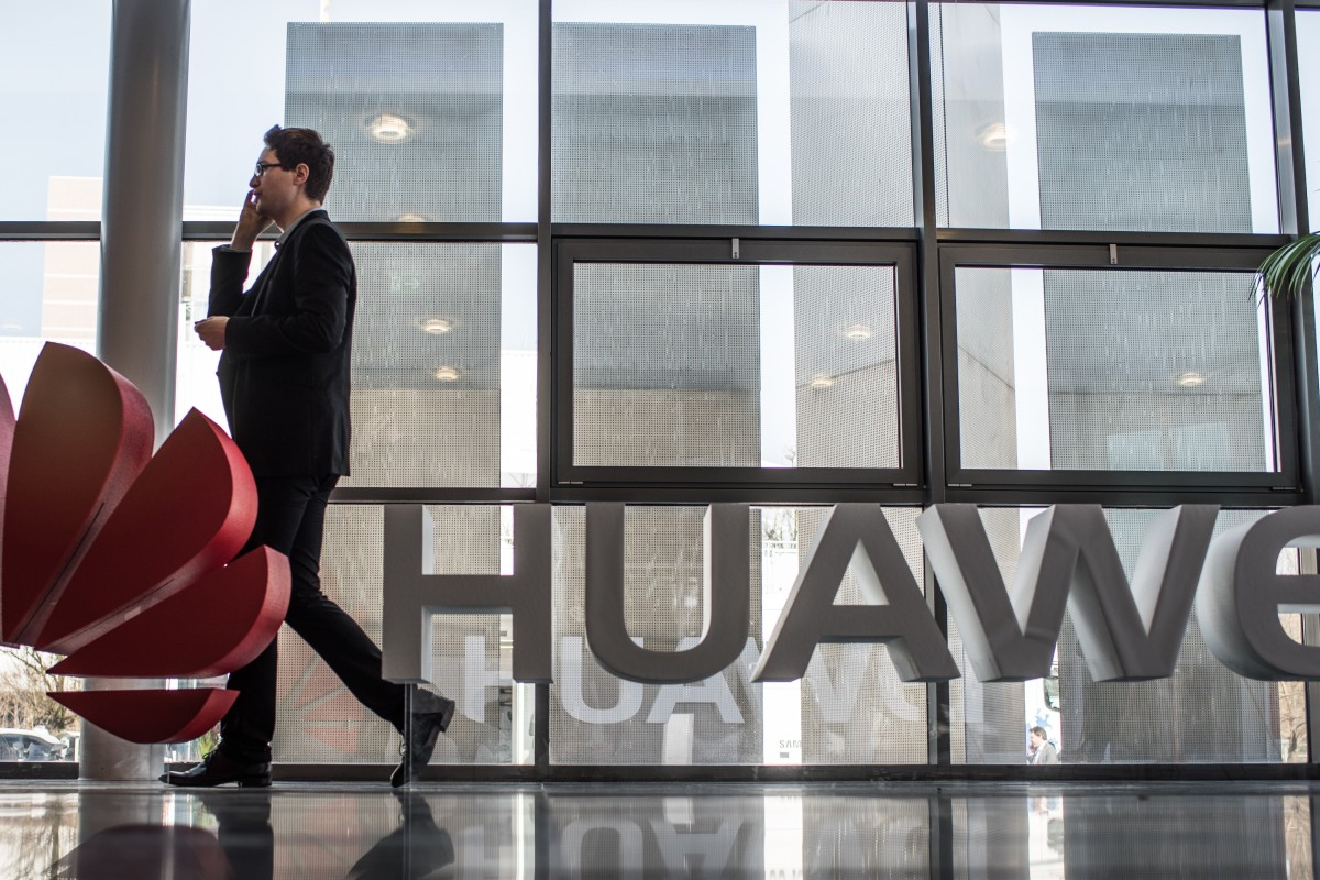 Any Western country using Huawei or other Chinese tech makers in