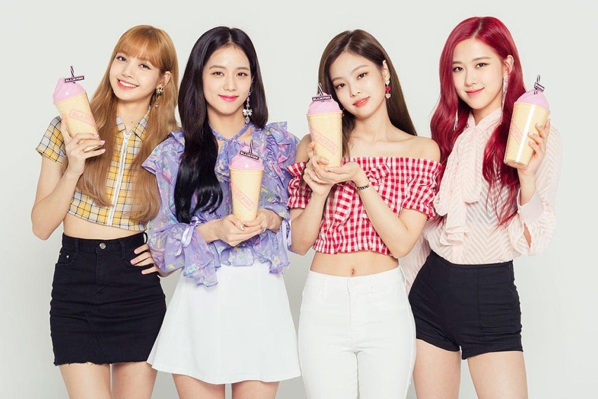 K-pop group BLACKPINK rise and shine for a K-pop 'Good