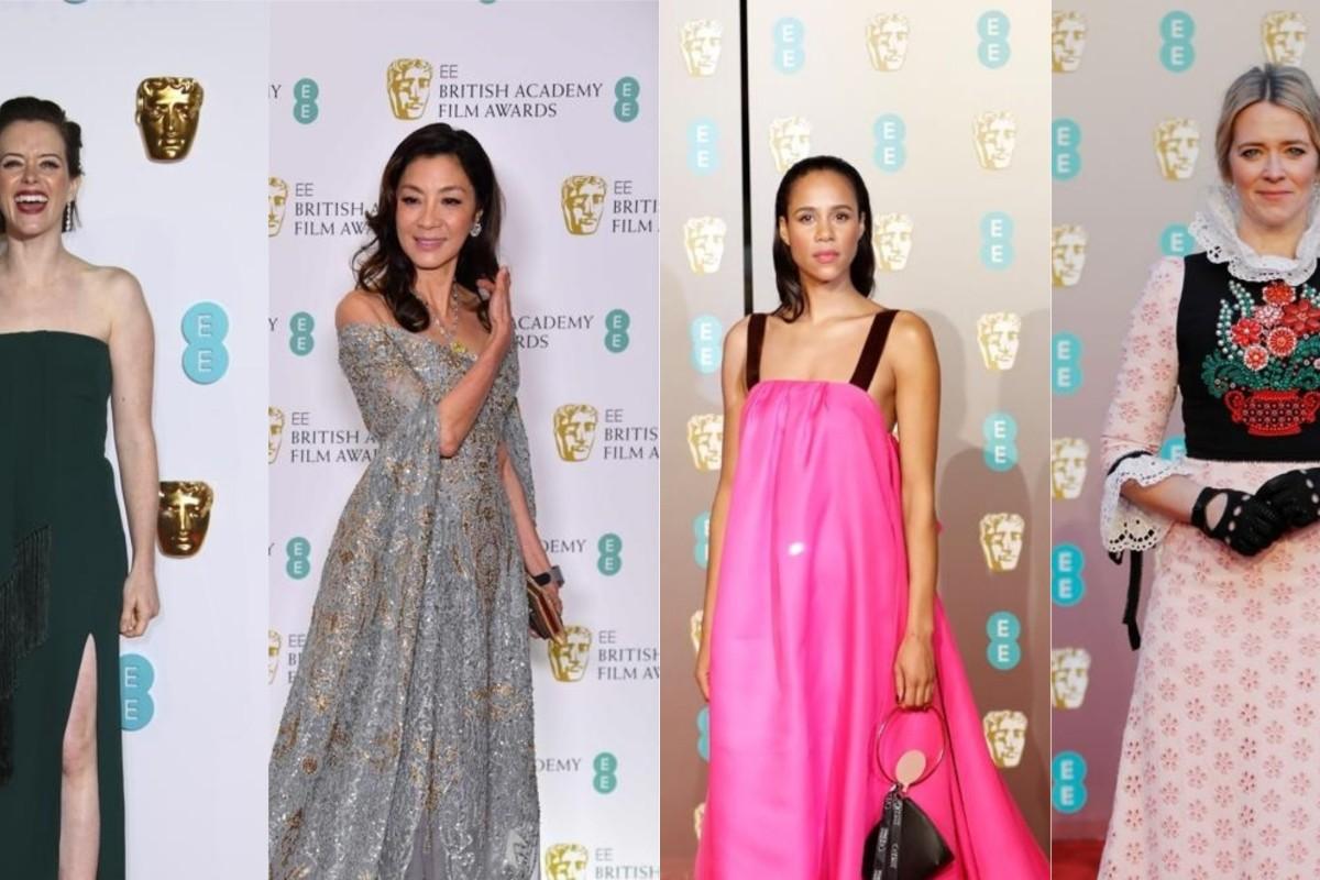 b63818d1f0a9 BAFTA 2019: The best- and worst-dressed celebrities | South China ...