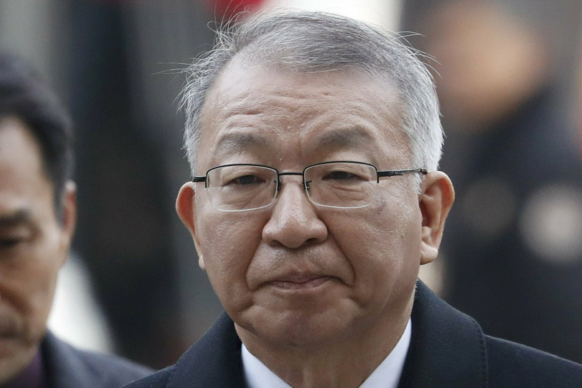 South Korea's former chief justice Yang Sung-tae indicted in abuse of power scandal