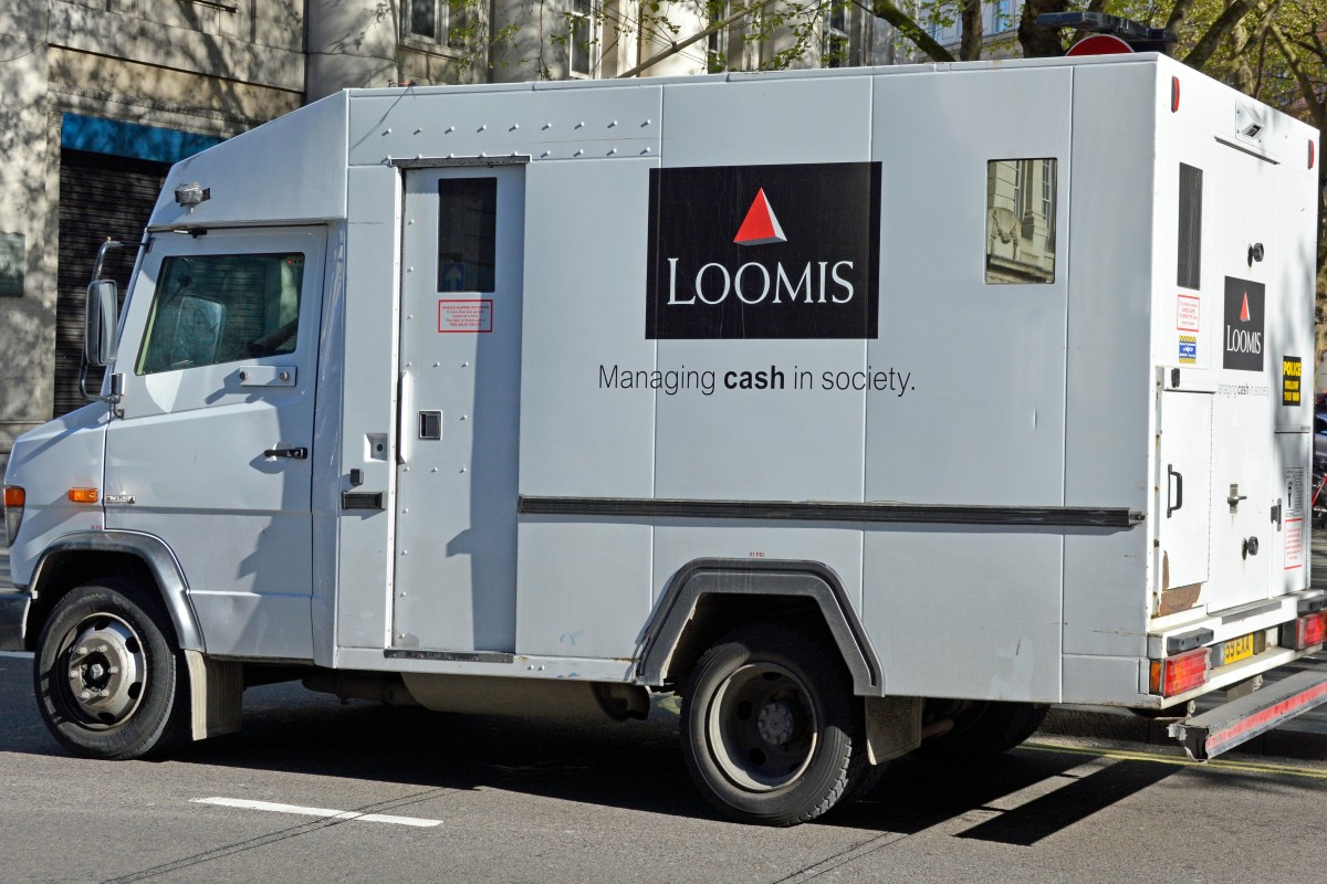 Armoured van driver disappears in France with €1 million payload