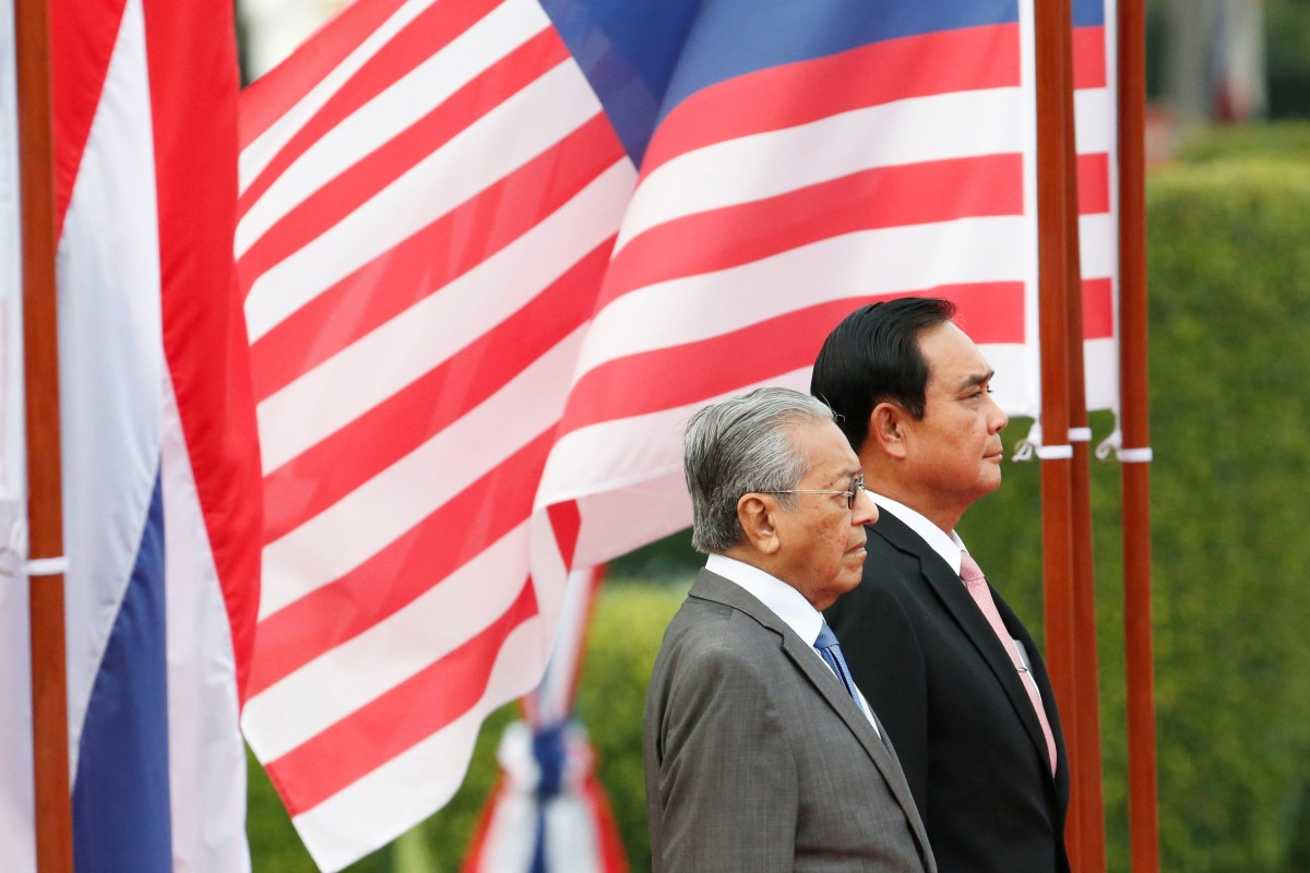 Malaysia could play a 'vital role' in mediating the conflict between Thailand's army and Muslim separatists...