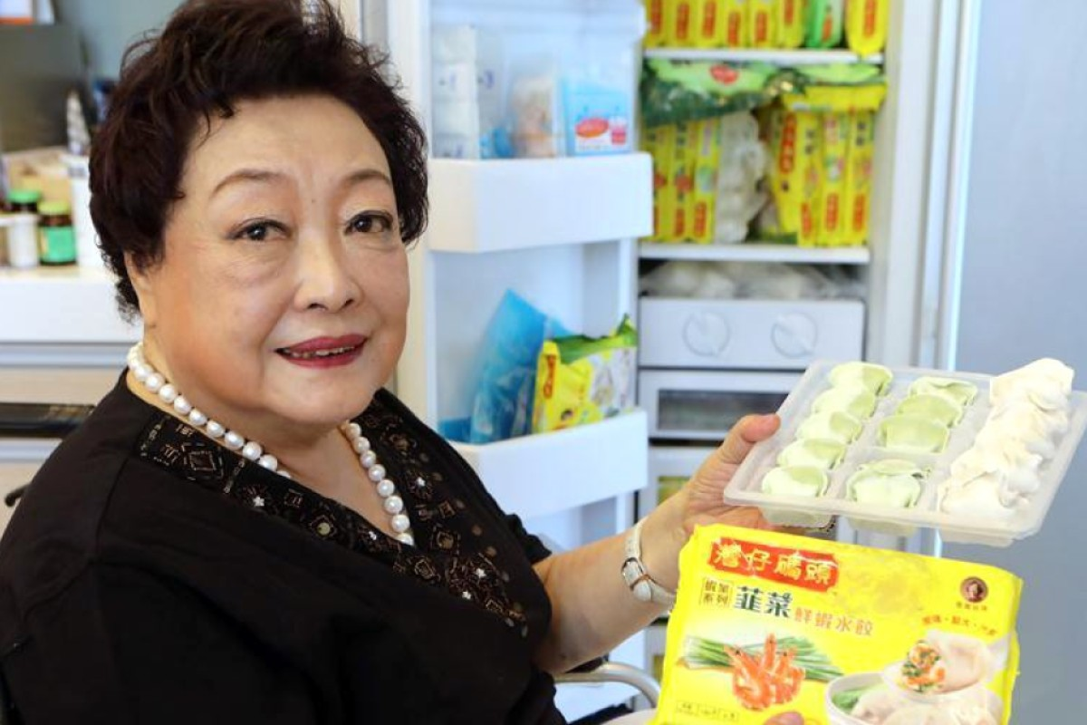 Chong Kin-wo, who turned her dumpling business into a global brand, has died. Photo: Xinhua