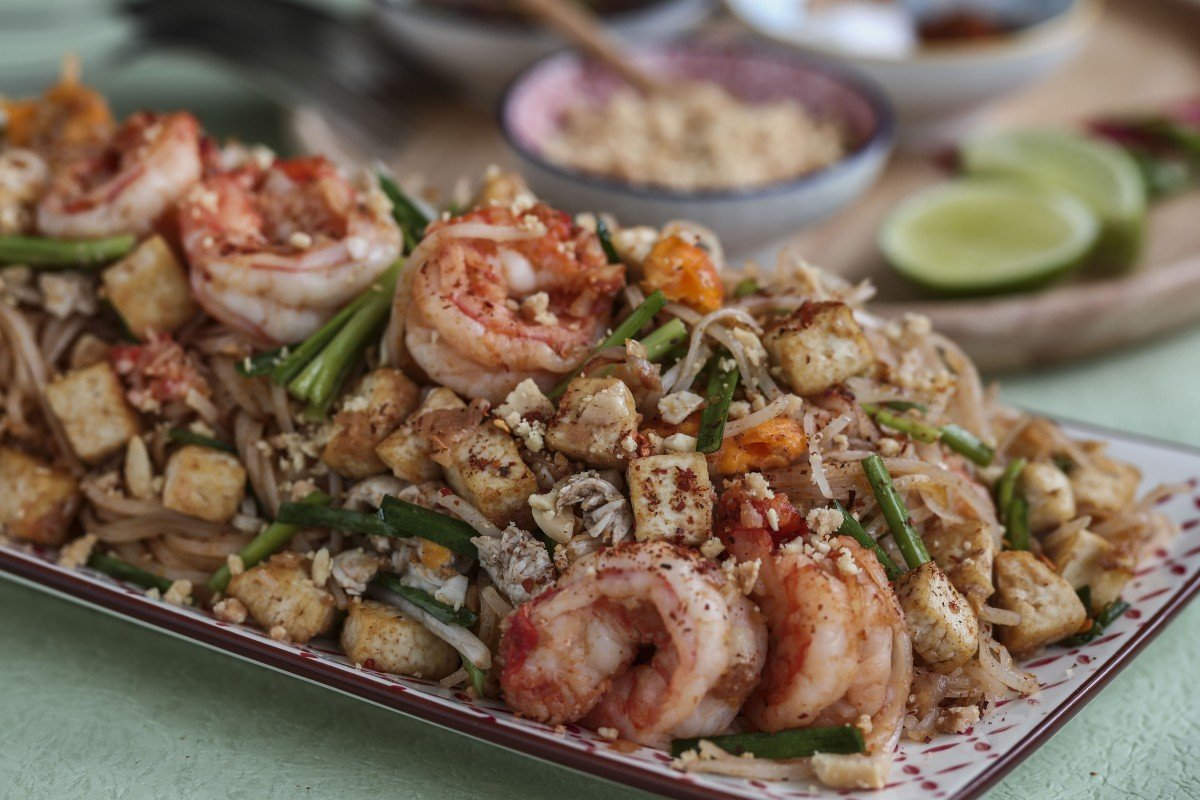 Six recipes for Thai dishes that you can cook at home from